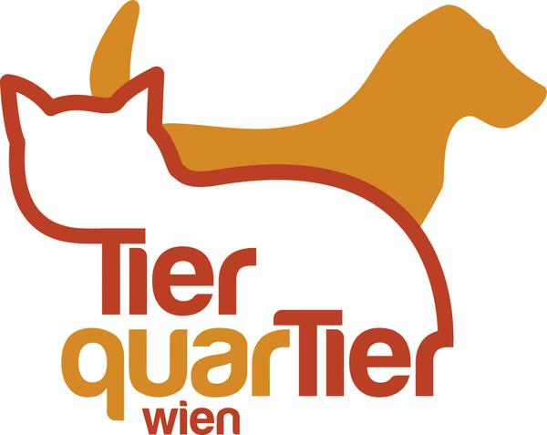 Logo vom TierQuarTier Wien
